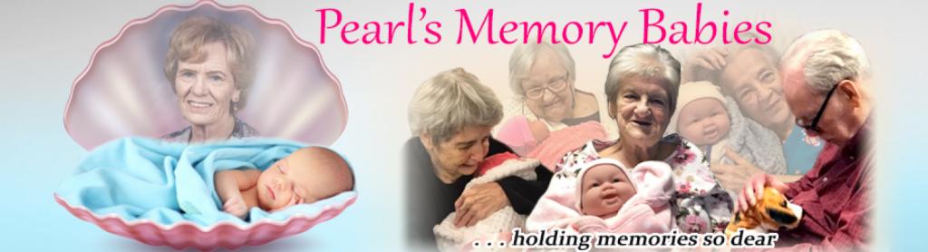 Pearls Memory Babies Header